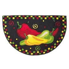 Vegetable Kitchen Rugs Chili Pepper Kitchen Rugs 17 Best Images About Chili Peppers On