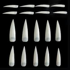 popular stiletto nail tip buy cheap stiletto nail tip lots from