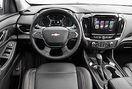 Chevy Traverse Interior Dimensions 2018 Chevrolet Traverse Review Car Recommendation