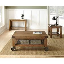 Coffee And End Table Sets Coffee Table Sets Hayneedle