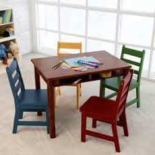 kids table and chair sets hayneedle