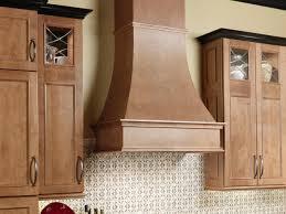 kitchen interesting kitchen decor with wooden stove hoods design