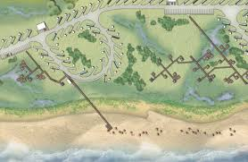 Map Of Galveston State Park Improvements Texas State Parks Tpwd