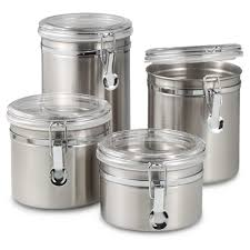 Glass Canister Sets For Kitchen 100 Glass Canister Set For Kitchen 25 Best Glass Canisters