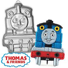 thomas train edible cake image topper