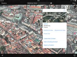 Strasbourg France Map Apple Maps 3d Coverage Continues With New Cities In France