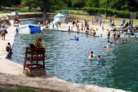 comal springs and landa park