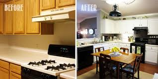 painting kitchen cabinets white diy painted white kitchen cabinets before and after before and after