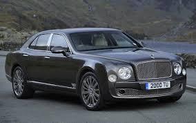 bentley mulsanne bringing new luxury features to geneva photos