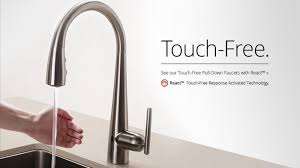 kitchen faucet touchless kitchen ideas faucet delta touchless faucet rubbed bronze