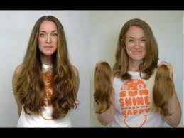 before and after picuters of long to short hair long hair cut short before and after best hair cut 2018
