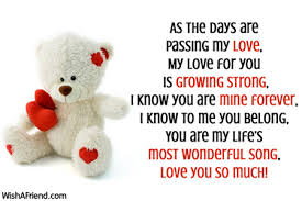 Anniversary Wishes For Husband U2013 Love Messages For Girlfriend Page 4
