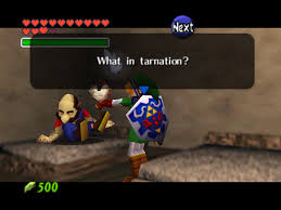 Time What Is Time Blind Guardian Ocarina Of Time Biggorons Sword Trading Sequence