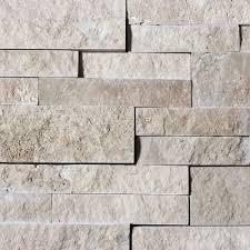 cabot natural ledge stone travertine durango cream ledge stone