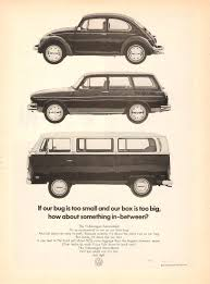 volkswagen ddb vw advertising in the seventies from classic ddb to a new direction