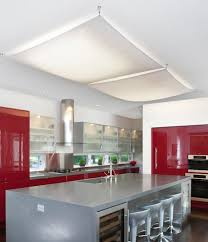 fluorescent light covers fabric silver kitchens ideas inspiration light covers white fabrics
