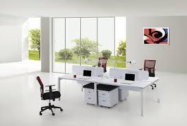 Modern Office Workstations Good Better Best Contemporary Computer Armoires Modern Computer