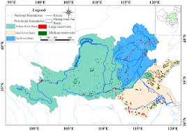 Rivers In China Map Water Free Full Text Assessment Of Drought Evolution