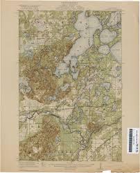 Minnesota On Map Minnesota Historical Topographic Maps Perry Castañeda Map