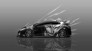 honda car styles 4k honda civic type r jdm side aerography car 2014 el tony