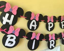 minnie mouse birthday decorations minnie mouse party etsy
