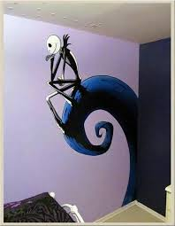 wall decal nightmare before wall decal ideas nightmare