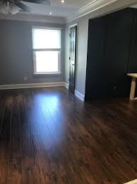 Is Installing Laminate Flooring Easy Installing Laminate Flooring Diy Bonus Room Makeover