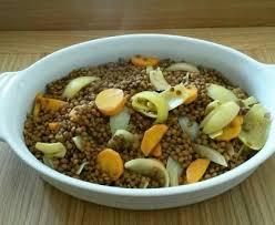 cuisine pour regime lentilles régime sans matière grasse recette de lentilles régime