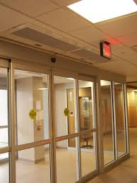air curtains go beyond industrial uses construction canada