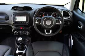 jeep dashboard jeep renegade 2015 pictures 1 auto express