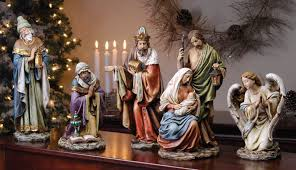 nativity sets decorating chic nativity sets for christmas decoration ideas