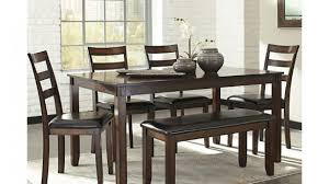 traditional dining room sets move in ready ashley furniture