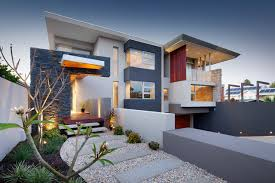 Duplex Designs Swanbourne Duplex 2012 Contemporary Exterior Perth By Yael