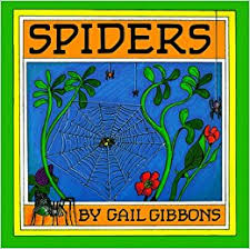 spiders gail gibbons 9780823410811 books
