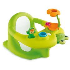 siege de bain bébé cotoons siège de bain vert achat vente assise bain bébé