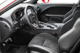 Challenger 2015 Release Date 2c3cdzc92gh142702 2016 Dodge Challenger Srt Hellcat Black With Red