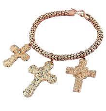 cross choker necklace images 3 cross choker statement necklace jpg