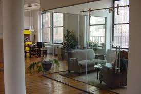 Wall Partition Single Glazed Frameless Glass Partitions U0026 Walls Avanti Systems Usa