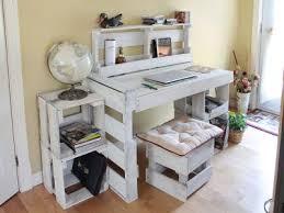 fabriquer un bureau en palette fabriquer un bureau en palette fabriquer bureau on decoration d