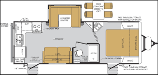 Jayco Travel Trailers Floor Plans by Wildcat Travel Trailer Dealer