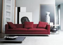 Best Salon Images On Pinterest Red Couches Red Sofa And - Red sofa design ideas