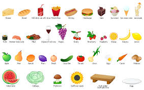 foods with carbohydrates clip art u2013 clipart free download