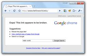 What Is Dns Server Fix by Web Pages Not Opening In Google Chrome Due To Dns Errors Fix