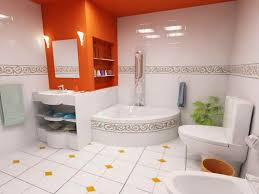 orange bathroom ideas what you to about orange bathroom decorating ideas and why