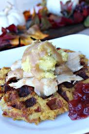 cornbread dressing waffles addicted to recipes