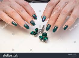 natural nails gel polish perfect clean stock photo 538769020