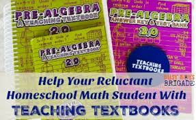 help your reluctant homeschool math student with teaching