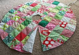 quilted christmas 20 free quilted christmas tree skirt patterns guide patterns