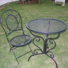 Shabby Chic Patio Decor by Selling Shabby Chic Black Metal Mesh Patio Furniture Buy