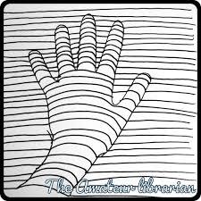 diy optical illusion free printable coloring pages enjoy